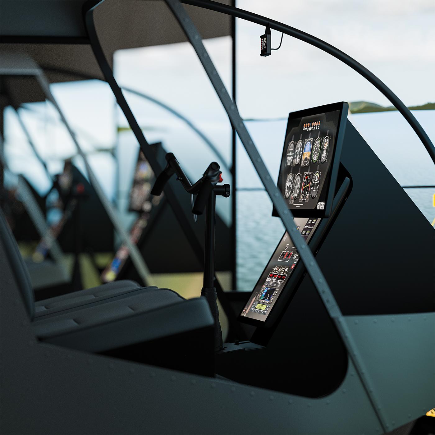 Guidance Aviation Upgrades to New Flight Simulator